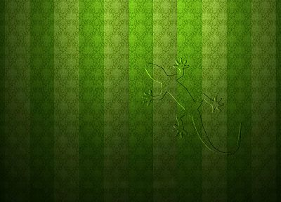 green, patterns, lizards - random desktop wallpaper