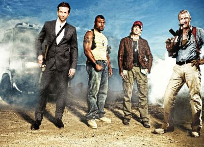 movies, team, The A-Team, Liam Neeson, Bradley Cooper - related desktop wallpaper