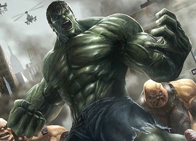 Hulk (comic character), Marvel Comics - random desktop wallpaper