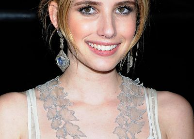 women, Emma Roberts - random desktop wallpaper