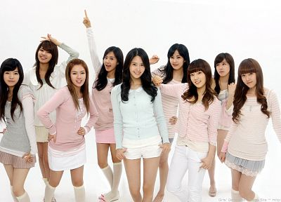 women, Girls Generation SNSD, Asians, Korean, K-Pop - desktop wallpaper