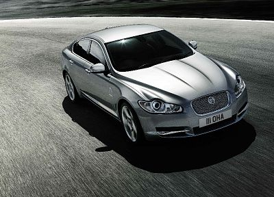 cars, Jaguar XF - random desktop wallpaper