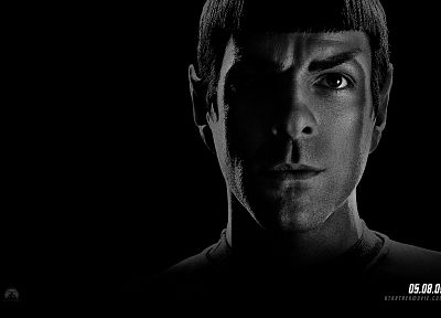 Star Trek, Spock - random desktop wallpaper