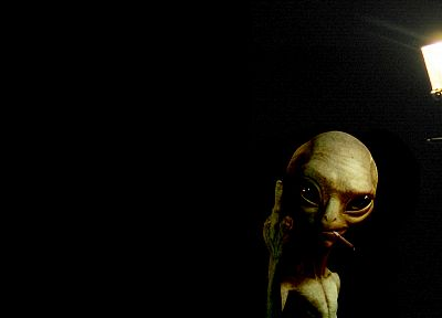 Paul (Movie), Alien - random desktop wallpaper