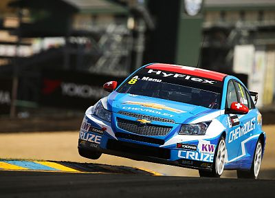 cars, Chevrolet Cruze, wtcc - random desktop wallpaper