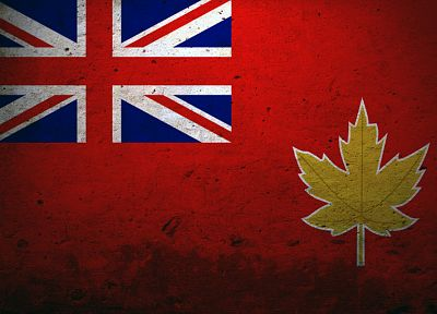 Canada, flags, national - random desktop wallpaper