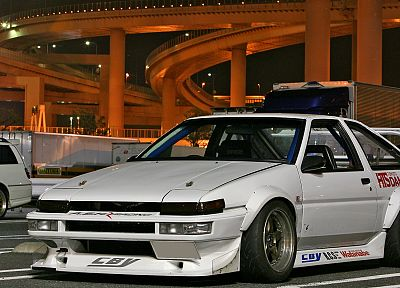 cars, vehicles, Toyota AE86, panda trueno - related desktop wallpaper