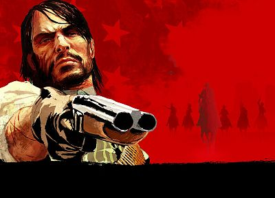 Red Dead Redemption - random desktop wallpaper