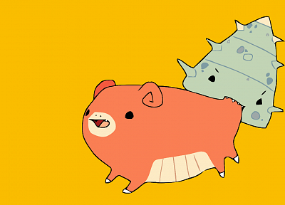 Pokemon, Slowbro - desktop wallpaper