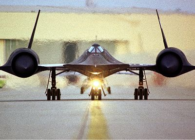aircraft, planes, SR-71 Blackbird - related desktop wallpaper