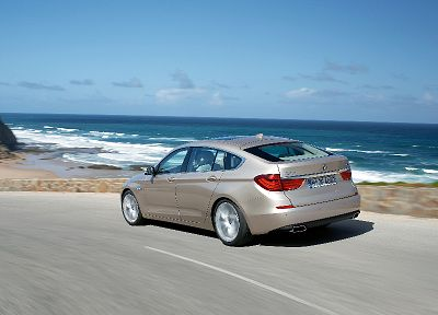 BMW, cars, vehicles, rear angle view - related desktop wallpaper