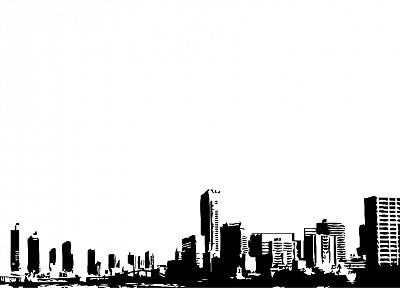 skylines - random desktop wallpaper