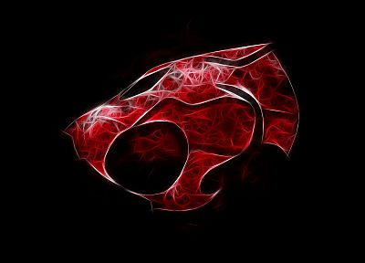 Fractalius, ThunderCats, logos - desktop wallpaper