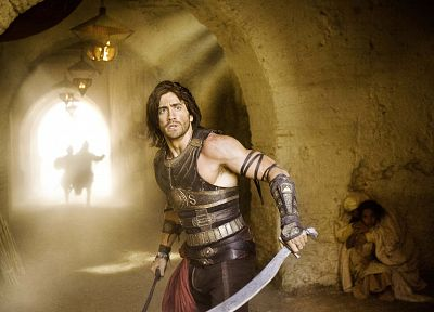 Prince of Persia, Jake Gyllenhaal - random desktop wallpaper