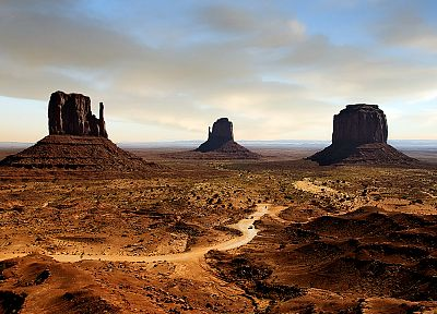 landscapes, nature, deserts, USA, mesas - related desktop wallpaper