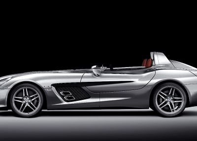 cars, Mercedes-Benz SLR Stirling Moss - popular desktop wallpaper