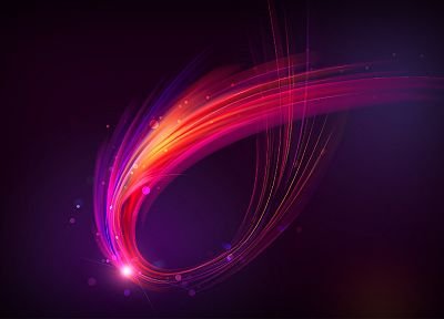 abstract, pink, purple, vectors, lines - related desktop wallpaper