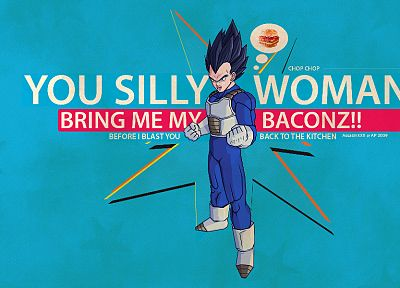 Vegeta, meme, Dragon Ball Z - random desktop wallpaper