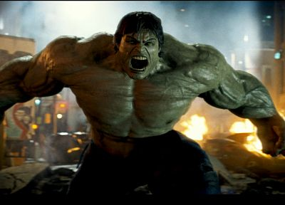 The Incredible Hulk (Movie) - random desktop wallpaper