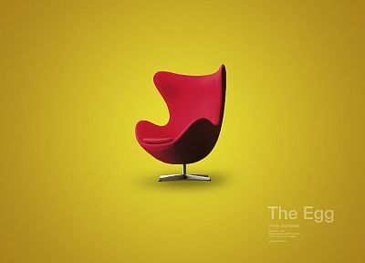 minimalistic, chairs, simplistic - desktop wallpaper