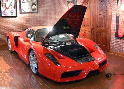 cars, Ferrari, vehicles, Ferrari Enzo - related desktop wallpaper