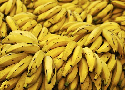 yellow, fruits, bananas - desktop wallpaper