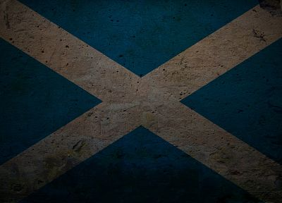 flags, Scotland - random desktop wallpaper