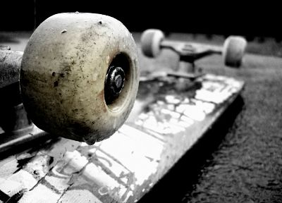 skateboards, wheels - random desktop wallpaper