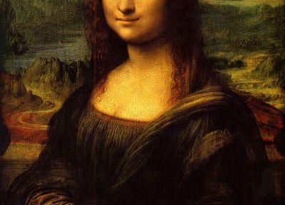 paintings, Mona Lisa, Leonardo da Vinci - related desktop wallpaper