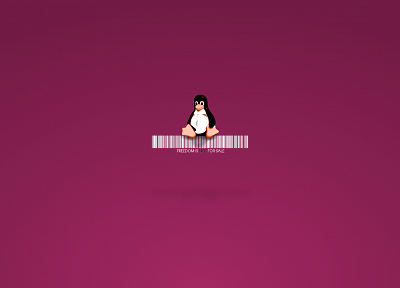 Linux, tux, operating systems - desktop wallpaper