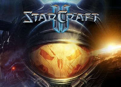 video games, StarCraft II - random desktop wallpaper