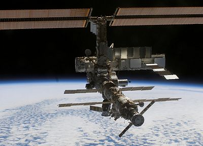 ISS, International Space Station - random desktop wallpaper