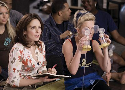 women, Tina Fey, screenshots, Amy Poehler - related desktop wallpaper