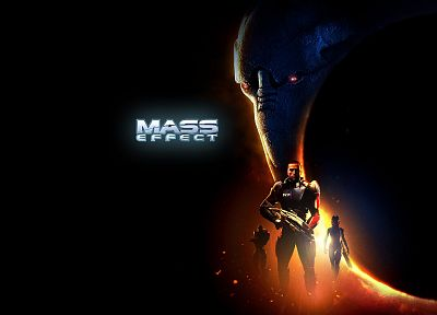 Mass Effect - random desktop wallpaper