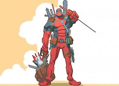 Deadpool Wade Wilson, Marvel Comics - random desktop wallpaper