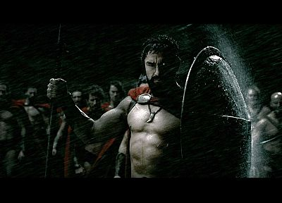 300 (movie), Leonidas, Gerard Butler, warriors - random desktop wallpaper