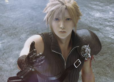 Final Fantasy VII Advent Children, Cloud Strife - related desktop wallpaper