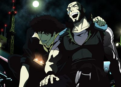 Cowboy Bebop, cowboys - random desktop wallpaper