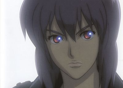 Motoko Kusanagi, Ghost in the Shell - related desktop wallpaper