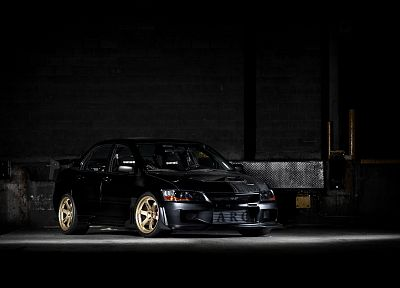 vehicles, Mitsubishi Lancer Evolution - random desktop wallpaper