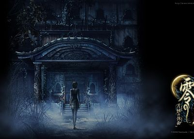 horror, Japan, video games, Fatal Frame - random desktop wallpaper