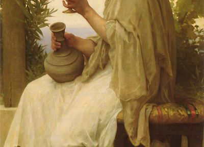 paintings, William Adolphe Bouguereau, artwork - desktop wallpaper