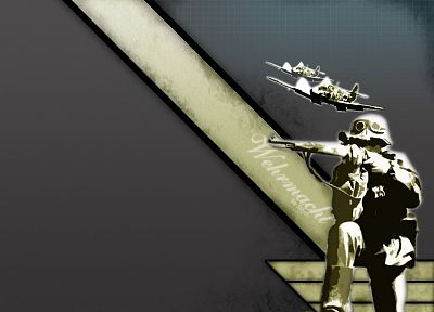 soldiers, aircraft, text, digital art - related desktop wallpaper