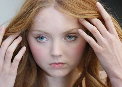women, Lily Cole, British - random desktop wallpaper