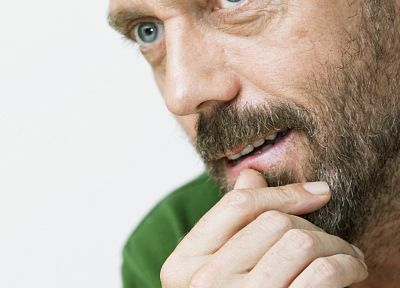 men, Hugh Laurie, faces - related desktop wallpaper