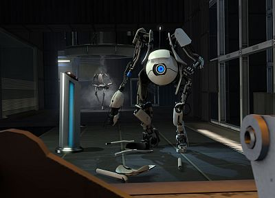 Portal 2 - random desktop wallpaper