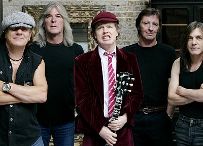 music, men, AC/DC, Heavy Metal, Rock music, music bands, bands - related desktop wallpaper
