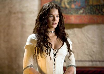 women, Bridget Regan, Legend Of The Seeker, The Seeker, Kahlan Amnell - random desktop wallpaper