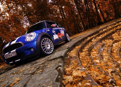 cars, Mini Cooper S - random desktop wallpaper