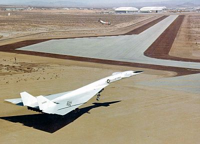 aircraft, bomber, NASA, planes, XB-70 Valkyrie - desktop wallpaper